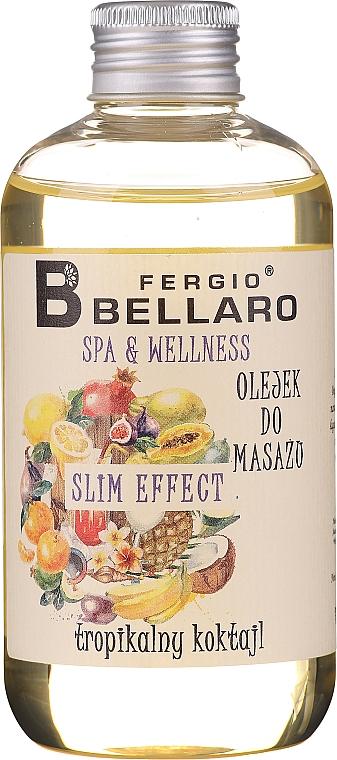 Massageöl mit Ananas, Trauben und Acai-Beere - Fergio Bellaro Massage Oil