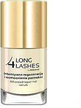 Düfte, Parfümerie und Kosmetik Intensiv regenerierendes Nagelserum - Long4Lashes Nails Cica Recovery Care