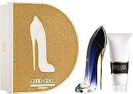 Düfte, Parfümerie und Kosmetik Carolina Herrera Good Girl Legere - Duftset (Eau de Parfum 80ml + Körperlotion 100ml)
