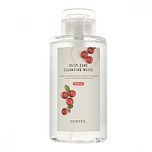 Düfte, Parfümerie und Kosmetik Mizellenwasser mit Apfel-Extrakt - Eunyul Daily Care Cleansing Water Apple