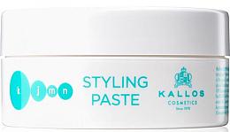 Düfte, Parfümerie und Kosmetik Modellierende Haarstyling Paste - Kallos Cosmetics KJMN Styling Paste