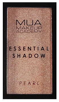Lidschatten - MUA Essential Shadow Pearl