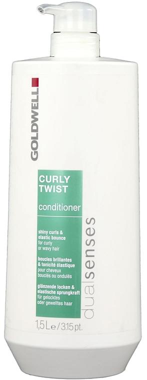 Haarspülung für lockiges Haar - Goldwell DualSenses Curly Twist Conditioner — Bild N1