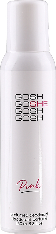 Gosh She Pink - Deodorant