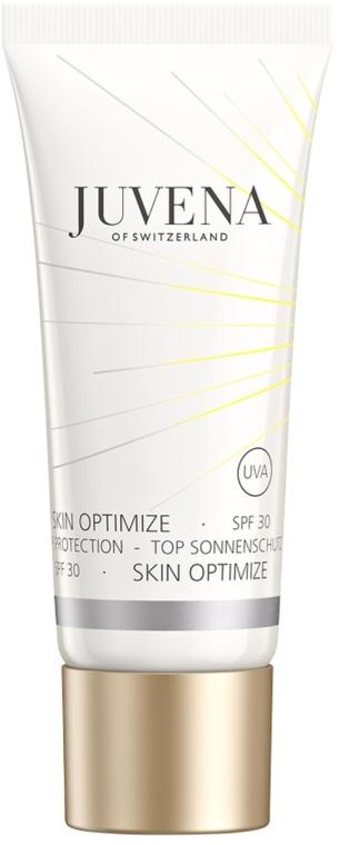 Anti-Aging Sonnenschutzcreme für das Gesicht SPF 30 - Juvena Skin Optimize Top Protection SPF30 — Bild N1
