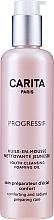Düfte, Parfümerie und Kosmetik Schäumendes Gesichtsreinigungsöl zum Abschminken - Carita Progressif Youth Cleansing Foaming Oil