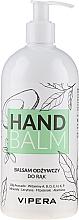 Düfte, Parfümerie und Kosmetik Pflegender Handbalsam - Vipera Nourishing Hand Balm