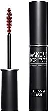 Düfte, Parfümerie und Kosmetik Mascara für voluminöse Wimpern - Make Up For Ever Excessive Lush Mascara