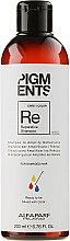 Düfte, Parfümerie und Kosmetik Shampoo für geschädigtes Haar - Alfaparf Milano Pigments Reparative Shampoo