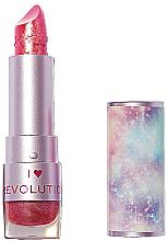 Düfte, Parfümerie und Kosmetik Glänzender Lippenstift - Makeup Revolution I Heart Revolution Unique Unicorns Lipstick