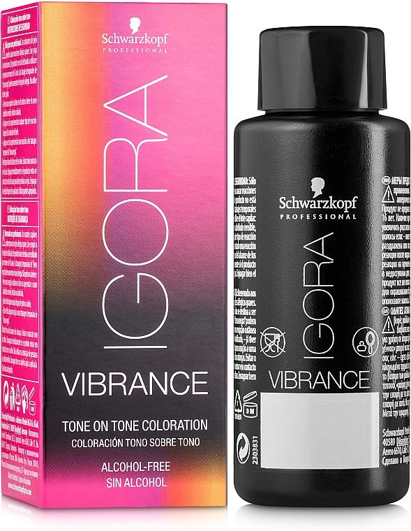 Haarfarbe - Schwarzkopf Professional Igora Vibrance Tone On Tone