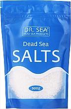 Düfte, Parfümerie und Kosmetik Salz aus dem Toten Meer - Dr. Sea Dead Sea Salts