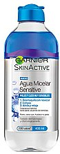 Düfte, Parfümerie und Kosmetik Mizellenwasser für empfindliche Haut - Garnier Skin Active Sensitive Micellar Water