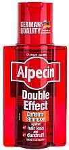 Düfte, Parfümerie und Kosmetik Coffein-Shampoo gegen Haarausfall und Schuppen - Alpecin Double Effect Caffeine Shampoo