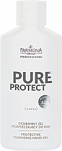 Düfte, Parfümerie und Kosmetik Schützendes Handreinigungsgel - Farmona Professional Pure Protect Hand Gel