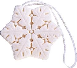Düfte, Parfümerie und Kosmetik Natürliche Seife Schneeflocke - Lalka
