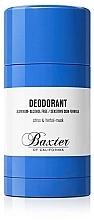 Düfte, Parfümerie und Kosmetik Deodorant - Baxter of California Deo