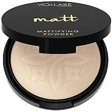 Düfte, Parfümerie und Kosmetik Mattierender Gesichtspuder - Vollare Mattifying Face Powder