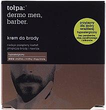 Düfte, Parfümerie und Kosmetik Bartcreme - Tolpa Dermo Men Barber Cream
