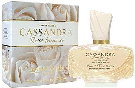 Jeanne Arthes Cassandra Roses Blanches - Eau de Parfum
