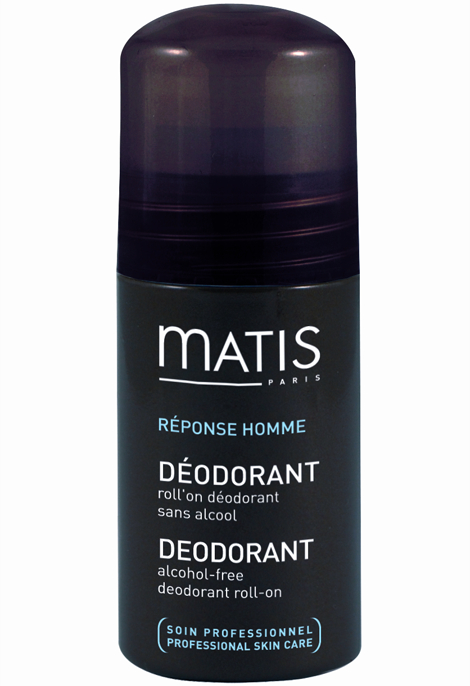 Deo Roll-on - Matis Reponse Homme Alcohol Free Deodorant roll-on — Bild N1
