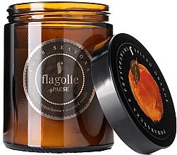 Düfte, Parfümerie und Kosmetik Duftkerze im Glas Orange mit Gewürzen - Flagolie Fragranced Candle Spiced Orange
