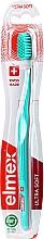 Düfte, Parfümerie und Kosmetik Zahnbürste extra weich türkis - Elmex Swiss Made Ultra Soft Toothbrush