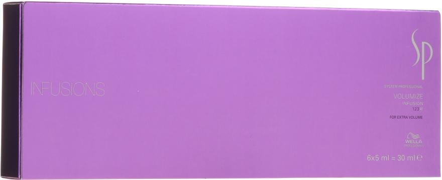 Haarampullen für mehr Volumen - Wella Professionals Volumize Infusion — Bild N1