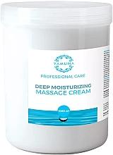 Düfte, Parfümerie und Kosmetik Tief feuchtigkeitsspendende Massagecreme für den Körper - Yamuna Deep Moisturizing Massage Cream