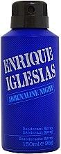 Düfte, Parfümerie und Kosmetik Enrique Iglesias Adrenaline Night - Deodorant