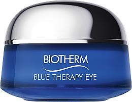 Düfte, Parfümerie und Kosmetik Augenkonturcreme - Biotherm Blue Therapy Eye