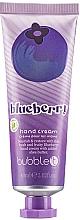 Düfte, Parfümerie und Kosmetik Handcreme Blaubeere - TasTea Edition Blueberry Hand Cream