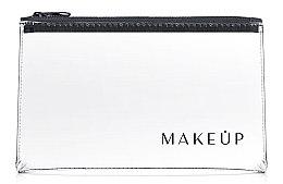 Düfte, Parfümerie und Kosmetik Kosmetiktasche Flat Glow transparent 23x13 cm - MakeUp