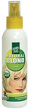 Düfte, Parfümerie und Kosmetik Haaraufhellungsspray mit Kamille und Panthenol - Henna Plus Camomile Blondspray