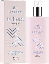 Düfte, Parfümerie und Kosmetik Farbschützendes Shampoo - Halier Re:flect Shampoo