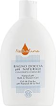 Düfte, Parfümerie und Kosmetik Duschgel mit Bio-Haferextrakt - Nebiolina Natural pH Bath & Shower Gel