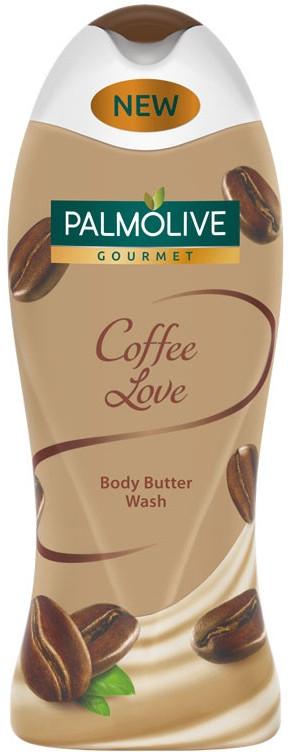 Duschgel Coffee Love - Palmolive Gourmet Coffee Love Butter Body Wash
