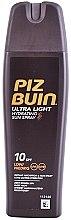 Düfte, Parfümerie und Kosmetik Feuchtigkeitsspendendes Sonnenschutzspray für den Körper SPF 10 - Piz Buin In Sun Moisturizing Spray SPF 10
