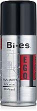 Düfte, Parfümerie und Kosmetik Deospray - Bi-es Ego Platinum