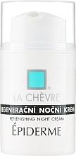 Düfte, Parfümerie und Kosmetik Regenerierende Nachtcreme - La Chevre Epiderme Regenerating Night Cream