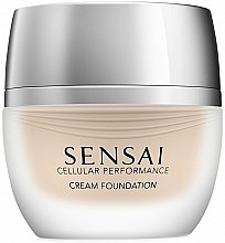 Düfte, Parfümerie und Kosmetik Cremige Foundation - Kanebo Sensai Cellular Performance Cream Foundation