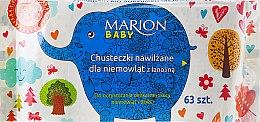 Düfte, Parfümerie und Kosmetik Feuchte Babytücher 63 St. - Marion