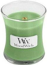 Düfte, Parfümerie und Kosmetik Duftkerze im Glas Hemp & Ivy - WoodWick Candle Hemp And Ivy