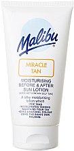 Düfte, Parfümerie und Kosmetik Feuchtigkeitsspendende Gesichtslotion vor und nach dem Sonnenbad - Malibu Miracle Tan Moisturising Before and After Sun Lotion