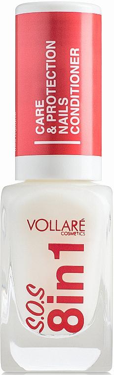 8in1 Nagelconditioner - Vollare Cosmetics SOS 8in1