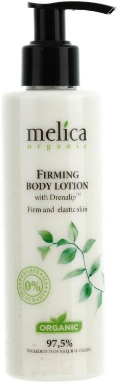 Straffende Körpermilch mit Drenalip - Melica Organic Firming Body Lotion
