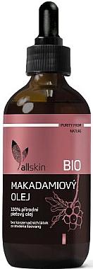 Körperöl mit Macadamia - Allskin Purity From Nature Body Oil — Bild N1