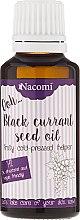 Düfte, Parfümerie und Kosmetik Körperöl mit schwarzer Johannisbeere für trockene und empfindlche Haut - Nacomi