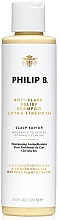 Düfte, Parfümerie und Kosmetik Beruhigendes Shampoo gegen Schuppen  - Philip B Anti-Flake Relief Shampoo Extra Strength