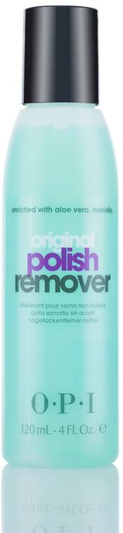 Nagellackentferner Aloe Vera - O.P.I Polish Remover — Bild N1